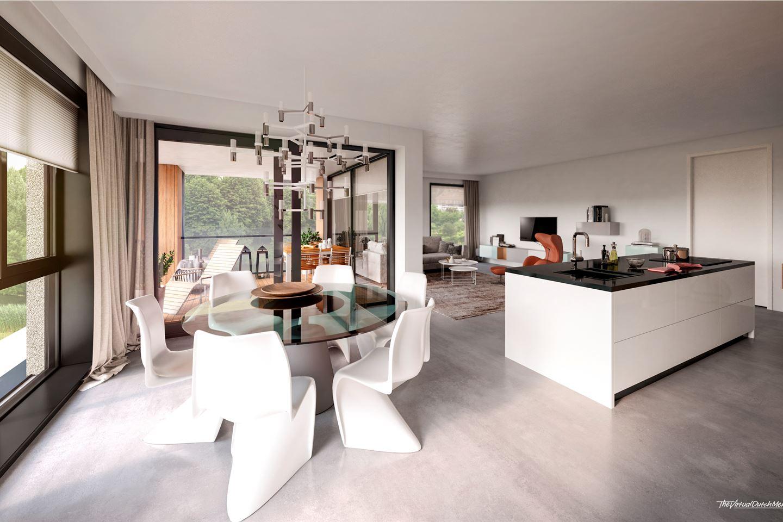 Bekijk foto 2 van De Clercqstraat (Bouwnr. Veste 29)