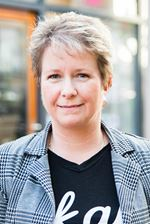 Greta Hoekstra (Office manager)