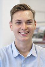 Sander van der Elst (Sales employee)