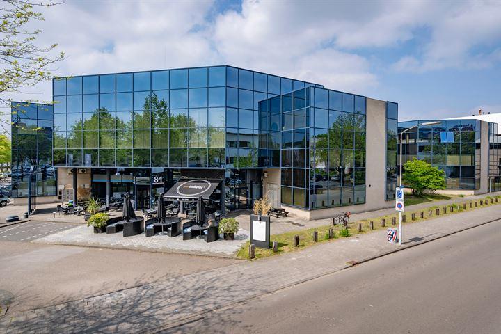 Luchthavenweg 81, Eindhoven