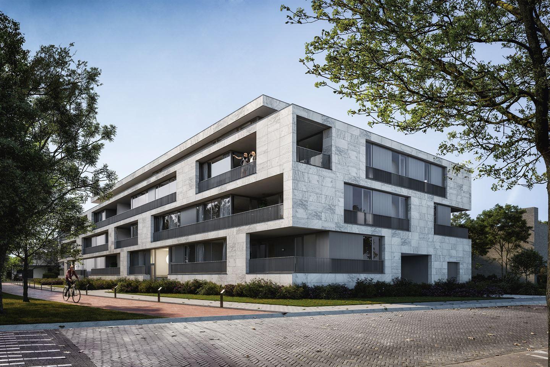 Bekijk foto 1 van Ravel - Appartementen (Bouwnr. 2)