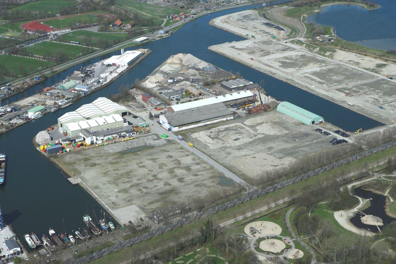 Bekijk foto 2 van Houtkade bedrijfskavels