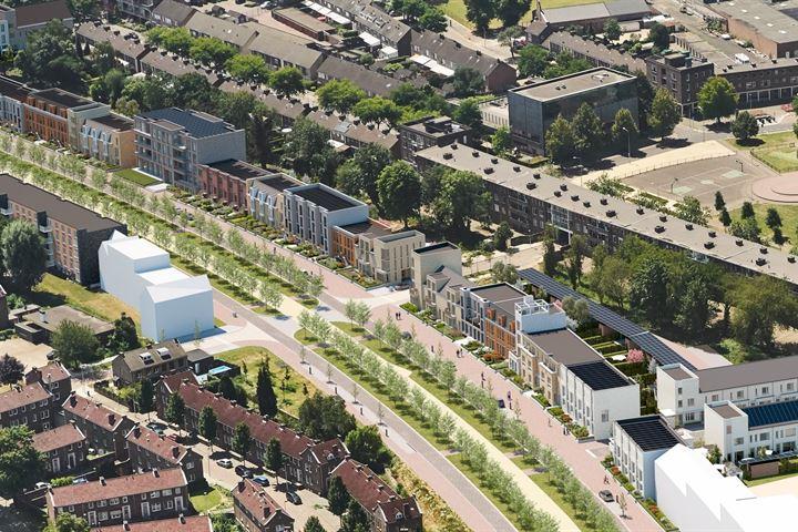 De Groene Loper - Laan van Bellevue Fase 2A