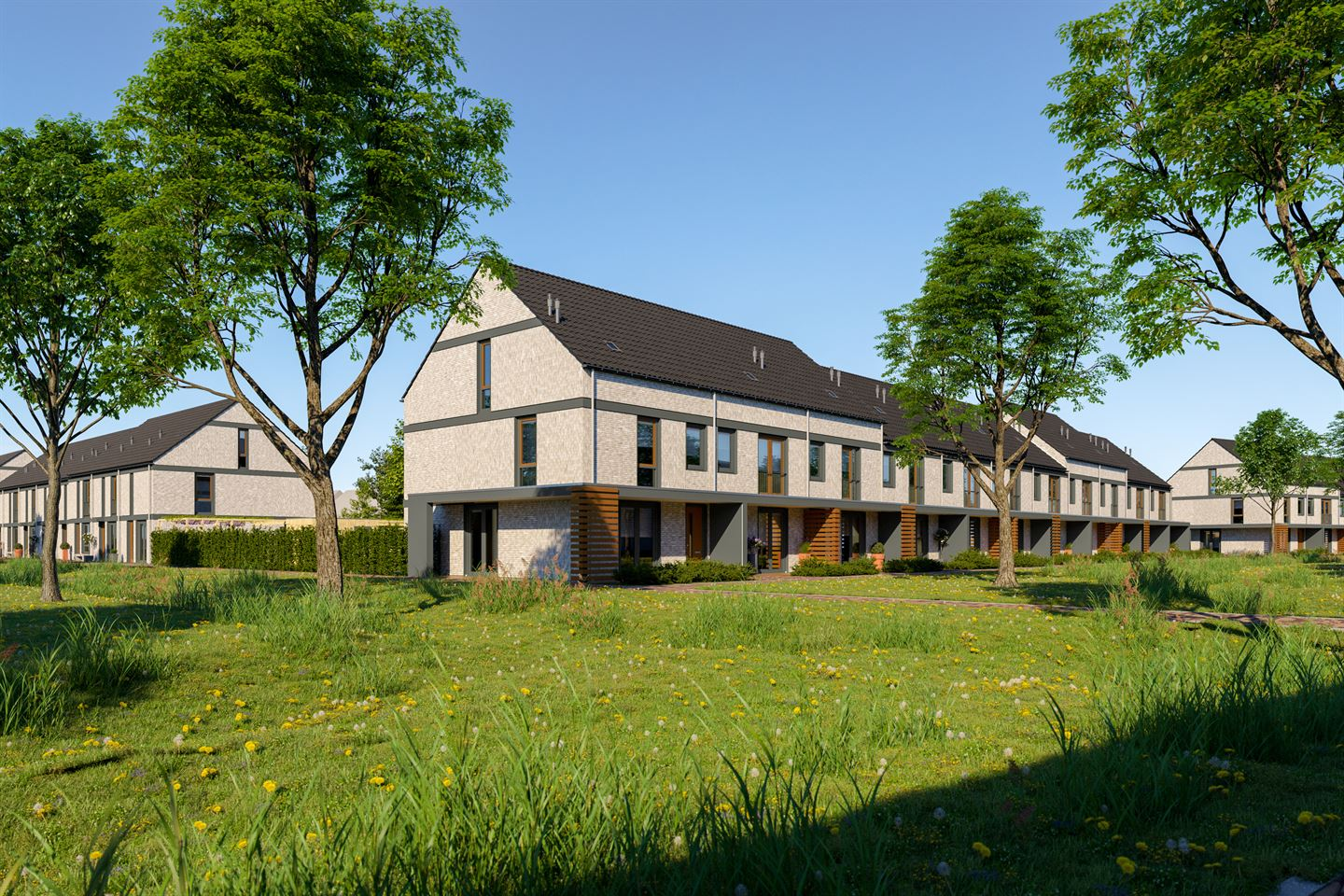View photo 4 of Parkwoning XL type G (Bouwnr. 21)