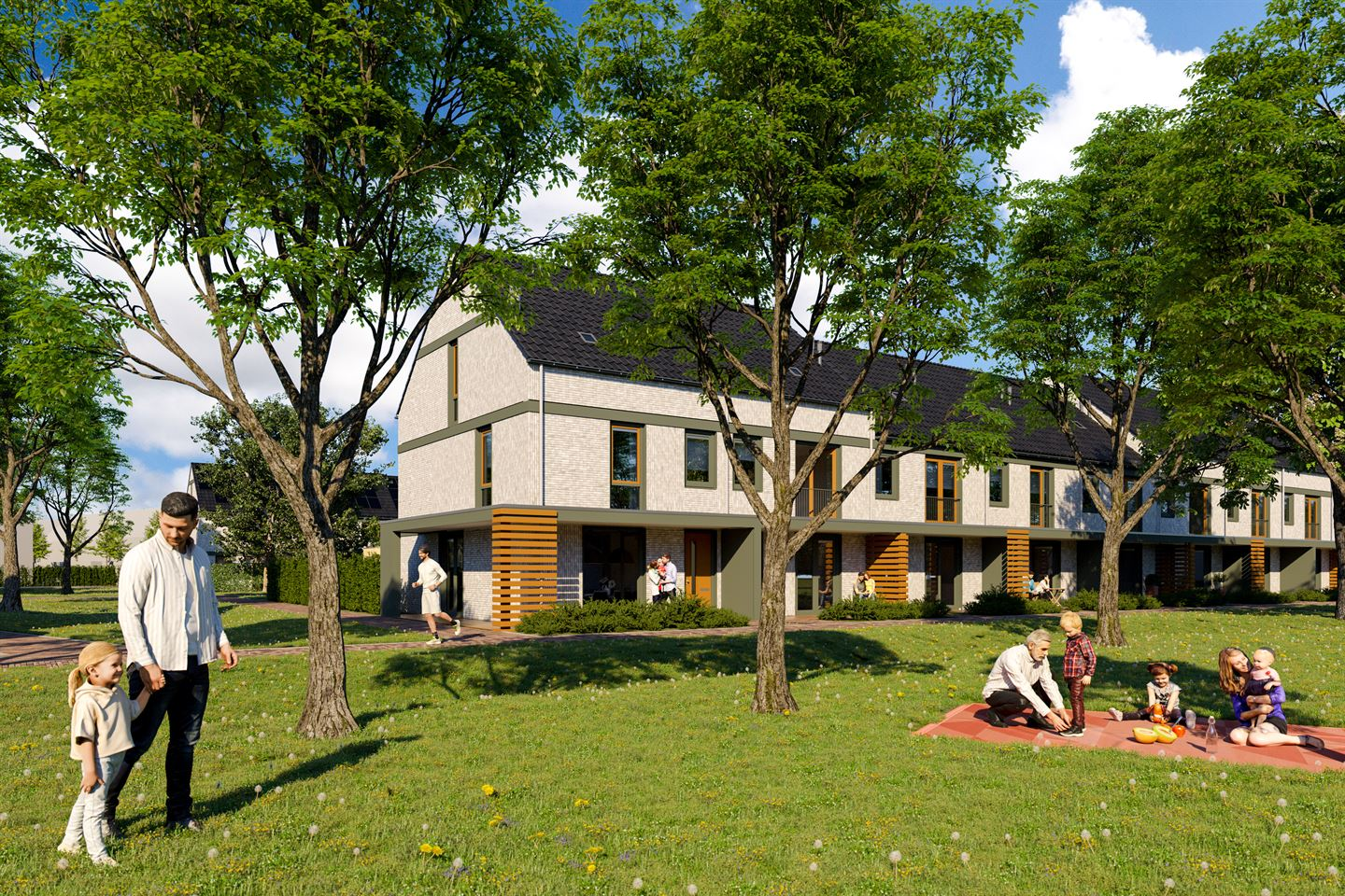 View photo 1 of Parkwoning XL type G (Bouwnr. 21)