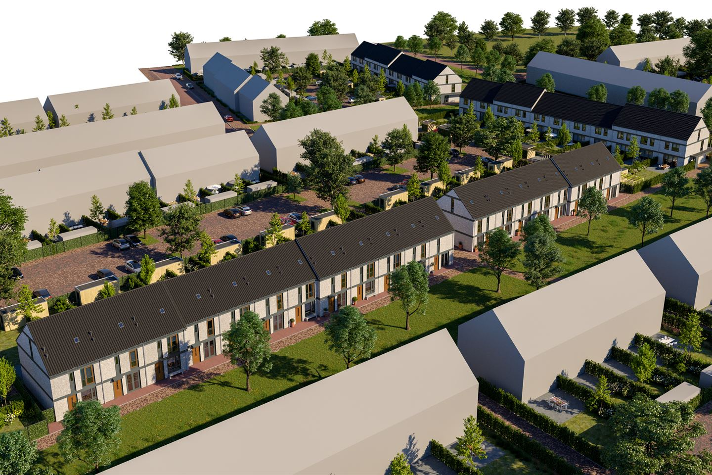 View photo 5 of Parkwoning XL type G (Bouwnr. 21)