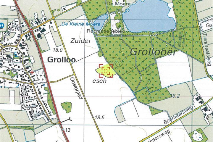 Oosterpad, Grolloo