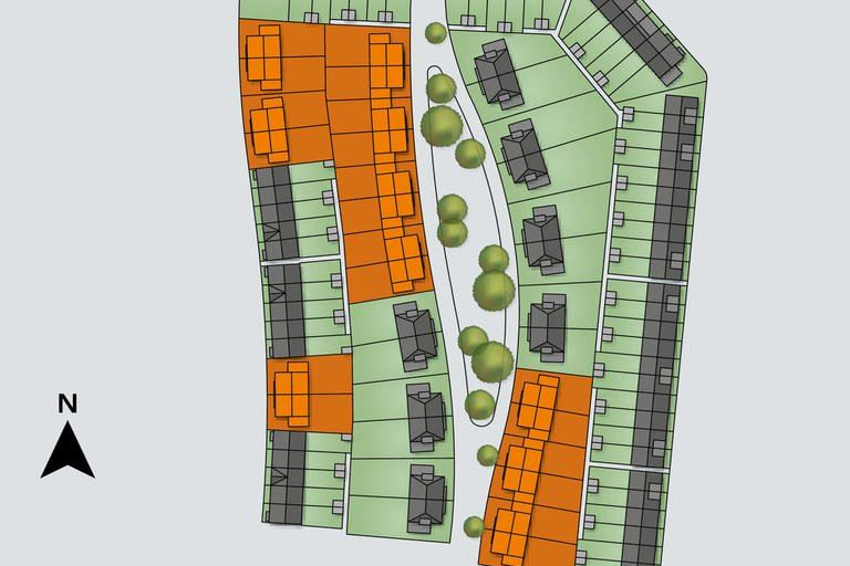 Bekijk foto 4 van Willemsbuiten - buurtje 6 (Bouwnr. 54)