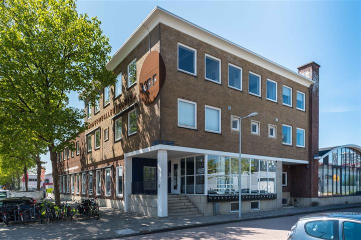 Willem Fenengastraat 2 A t/m Y, Amsterdam