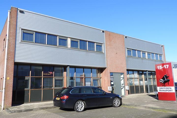 Denemarkenweg 15 -17, Bodegraven