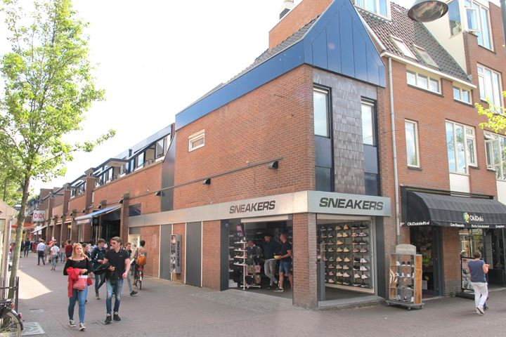 Paradijspoort 6, Delft