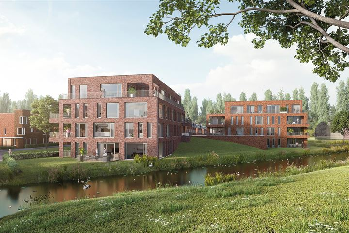 Laan van Tinbergen- appartementen
