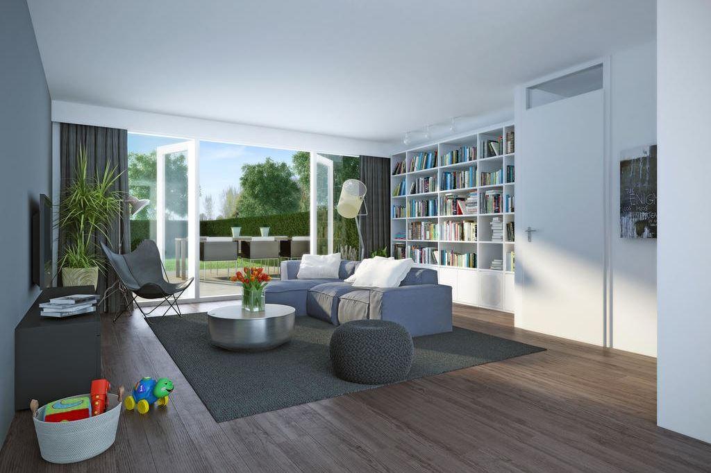 Bekijk foto 6 van Willemsbuiten - buurtje 6 (Bouwnr. 86)