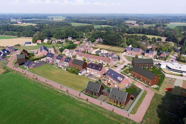 15   hoekwoning   de Hasselt (Bouwnr. 15)