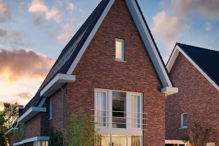 7   Vrijstaande villa XL   Strauss (Bouwnr. 7)