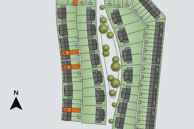 Bekijk foto 4 van Willemsbuiten - buurtje 6 (Bouwnr. 76)