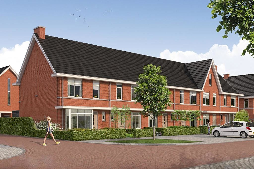 Bekijk foto 2 van Willemsbuiten - buurtje 6 (Bouwnr. 60)