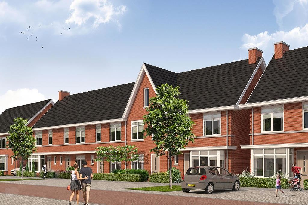 Bekijk foto 3 van Willemsbuiten - buurtje 6 (Bouwnr. 60)
