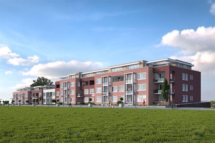 Veerhaven appartementen 4 .1A