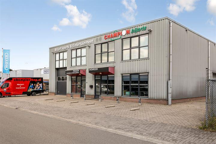 Malburgse Sluis 21 - 23, Arnhem