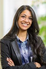 Anjuli Sewpersad (Office manager)