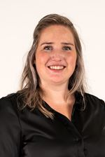 Sanne Linders  (Candidate real estate agent)