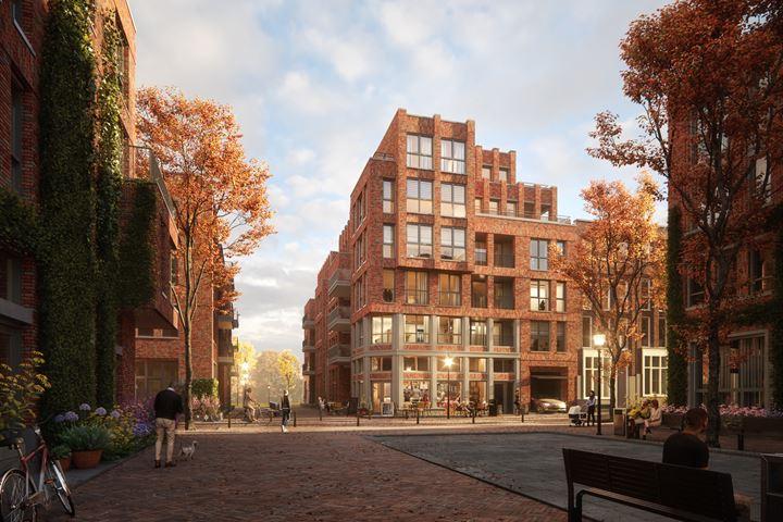 Appartement - PBA (Bouwnr. 8)