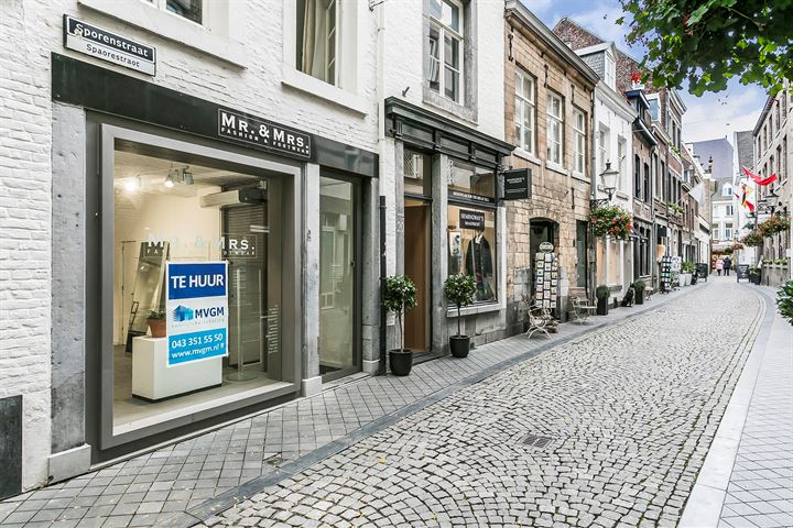 Sporenstraat 22, Maastricht