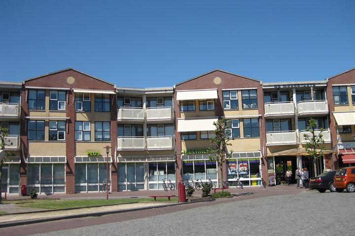 Raadhuisplein 7 t/m 20: Appartementen