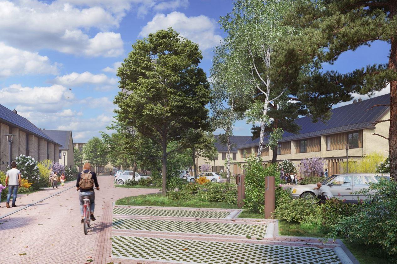 View photo 4 of Vredeoord (Bouwnr. 90)