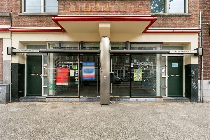 Mathenesserweg 21 B, Rotterdam
