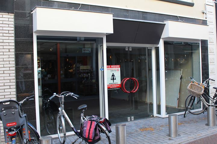 Voorstraat 8, Woerden