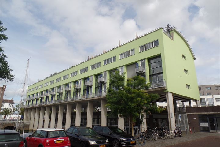 Factorij 56 -76, Rotterdam