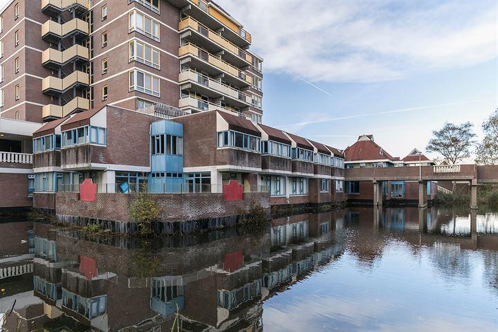 Damsterdiep 54 -58, Capelle aan den IJssel