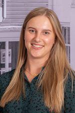 Roxanne de Jong - Commercieel medewerker