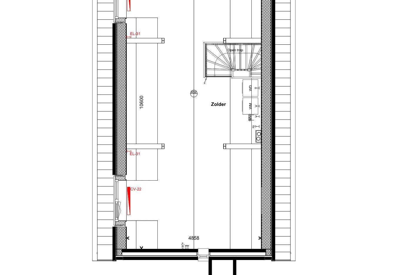 Bekijk foto 4 van Vrijstaande woning - type F1 (Bouwnr. 26)