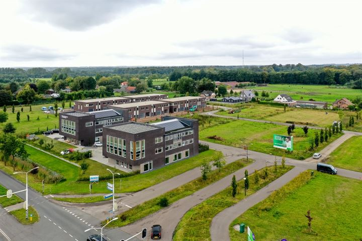 Plantageweg 2-9, Leusden