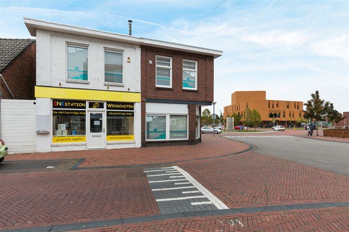 Engelstilstraat 1 a, Winschoten