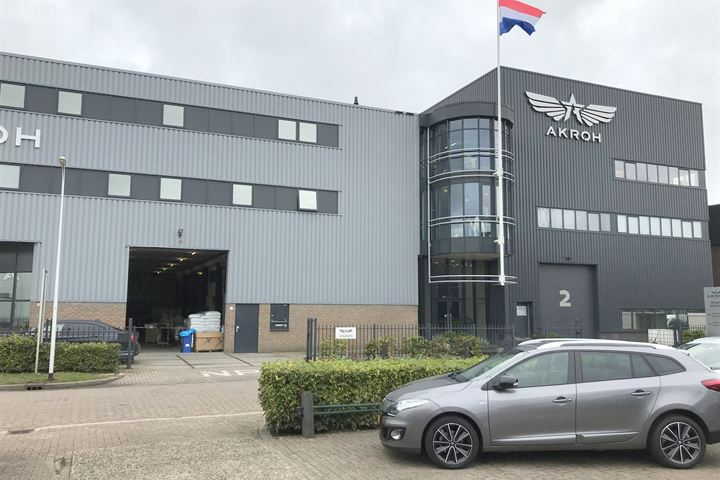 Ampèrestraat 6, Zwolle