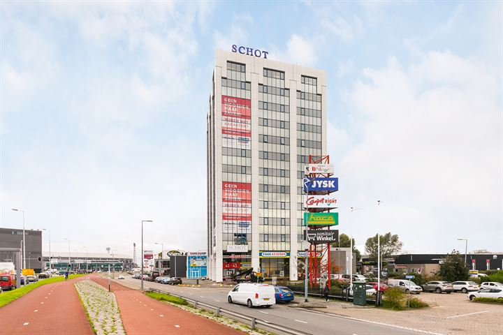 Stadionweg 41 -45, Rotterdam