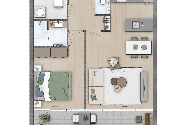 Bekijk foto 3 van Blauwhuishof 29