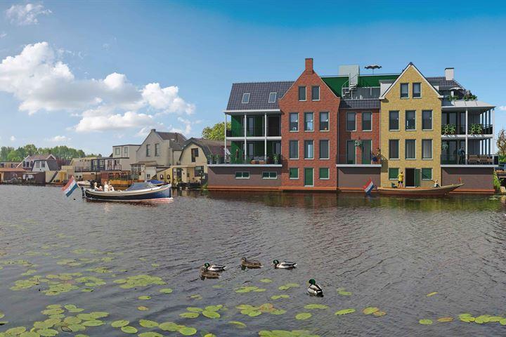 Rijnvliet penthouse