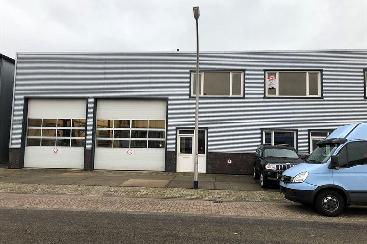 Steenbakkerstraat 10 a, Katwijk (ZH)