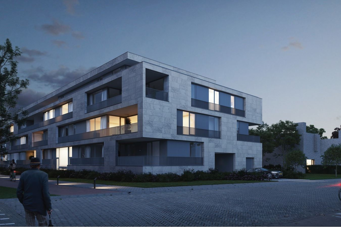 Bekijk foto 4 van Ravel - Appartementen (Bouwnr. 9)