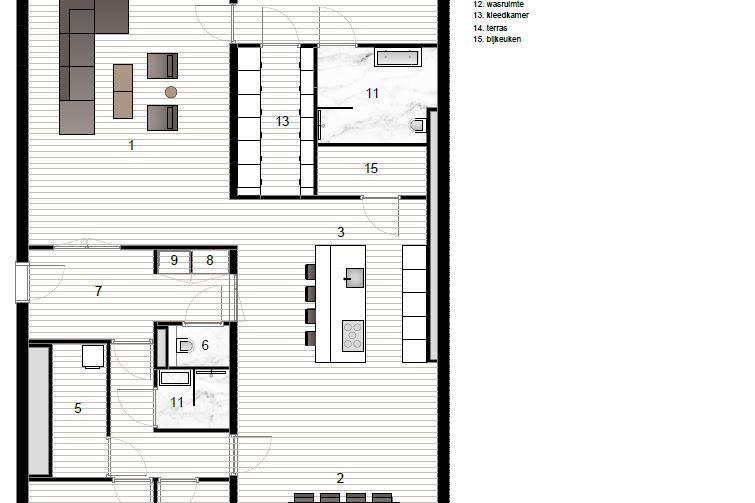 Bekijk foto 5 van Ravel - Appartementen (Bouwnr. 15)