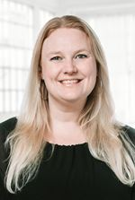 Jessica Milius-van der Heijde (Office manager)