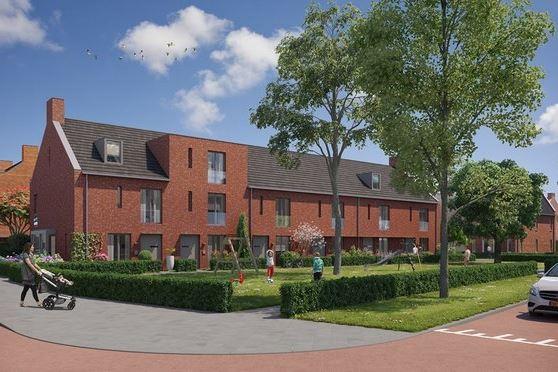Rijnvliet Midden | Fase 6 (Bouwnr. 609)