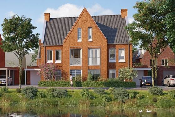 Rijnvliet Midden | Fase 6 (Bouwnr. 617)
