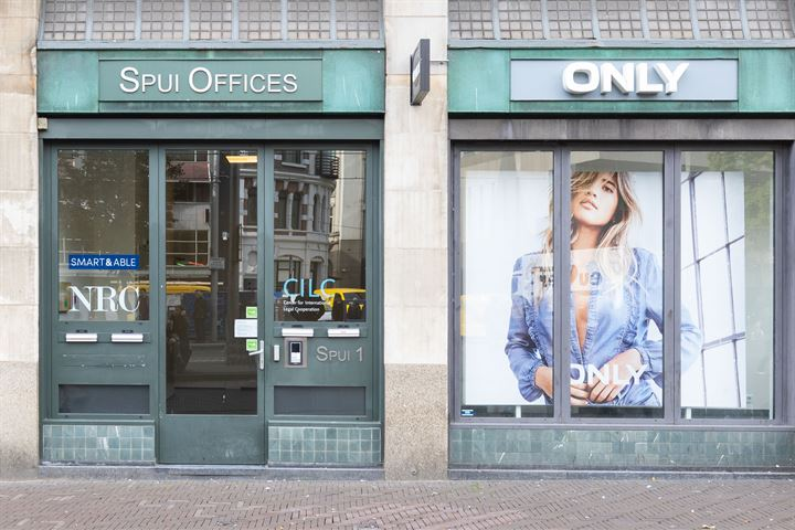 Spui 1, Den Haag