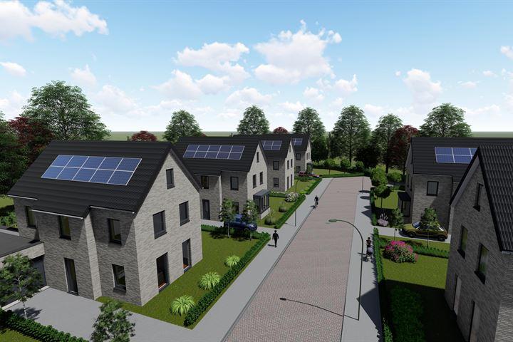 6 Vrijstaande woningen Hanendijk Budel